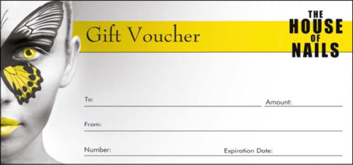 House of Nails Gift Voucher